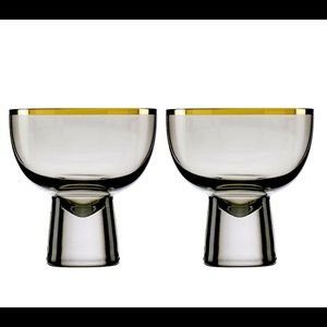 Lenox Trianna 2-Piece Crystal Cocktail Glass Set